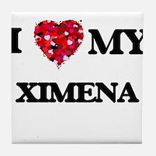 I love my Ximena Tile Coaster