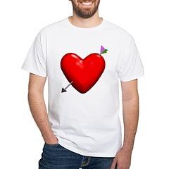 Pierced Heart Tee Shirt