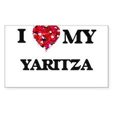 I love my Yaritza Decal