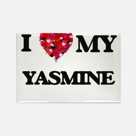I love my Yasmine Magnets