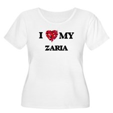 I love my Zaria Plus Size T-Shirt