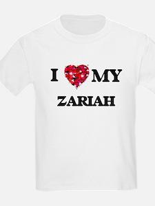 I love my Zariah T-Shirt