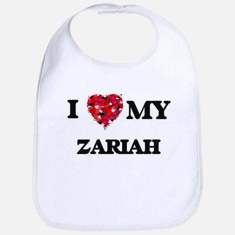 I love my Zariah Bib
