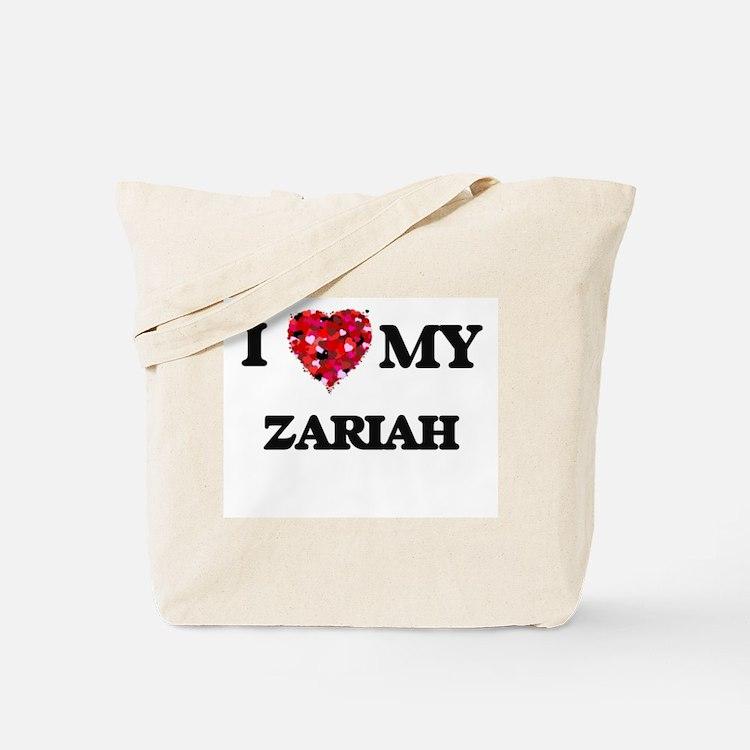I love my Zariah Tote Bag