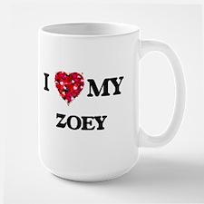 I love my Zoey Mugs
