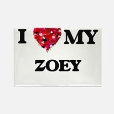 I love my Zoey Magnets