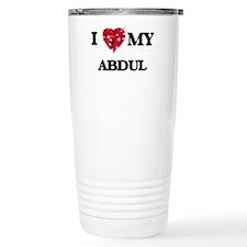 I love my Abdul Travel Mug