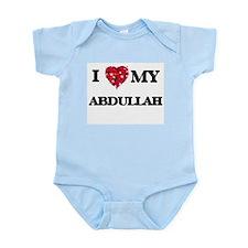 I love my Abdullah Body Suit
