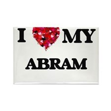 I love my Abram Magnets