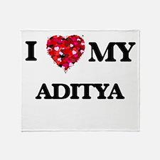 I love my Aditya Throw Blanket