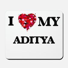 I love my Aditya Mousepad