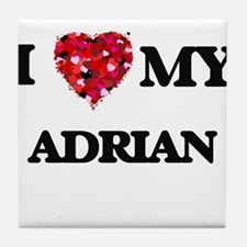 I love my Adrian Tile Coaster