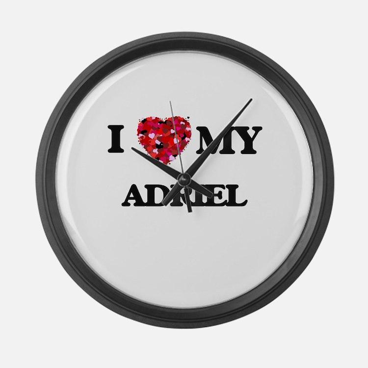 I love my Adriel Large Wall Clock