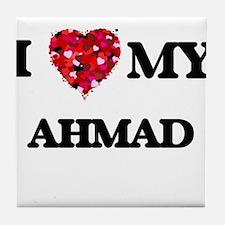 I love my Ahmad Tile Coaster