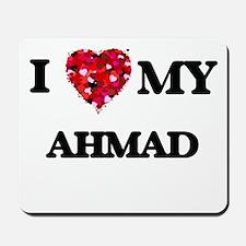 I love my Ahmad Mousepad
