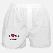 I love my Ahmed Boxer Shorts