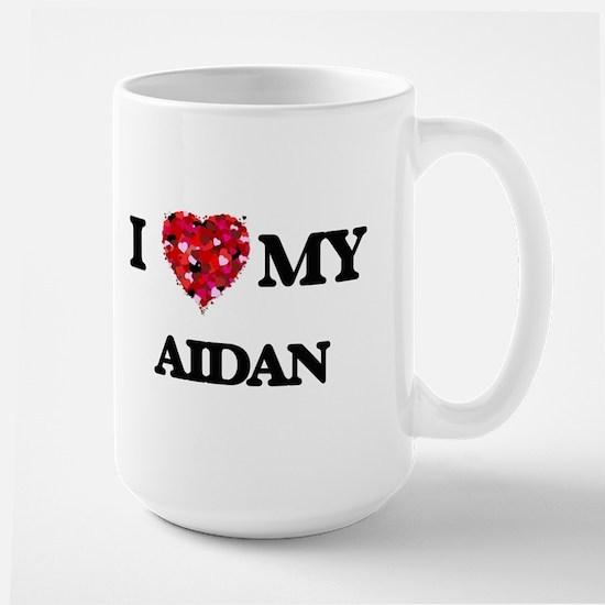I love my Aidan Mugs