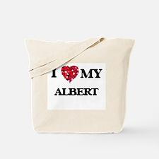 I love my Albert Tote Bag