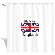 Made in England Shower Curtain