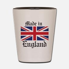 Made in England Shot Glass