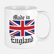Made in England Mugs