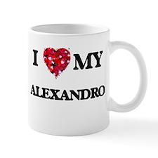 I love my Alexandro Mugs