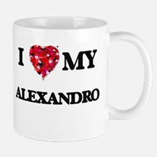I love my Alexandro Mugs