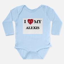 I love my Alexis Body Suit