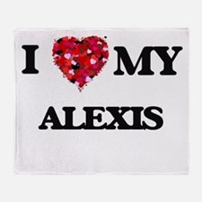 I love my Alexis Throw Blanket