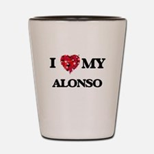 I love my Alonso Shot Glass
