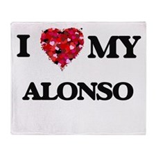 I love my Alonso Throw Blanket