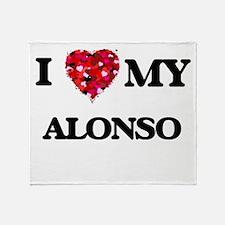 I love my Alonso Throw Blanket