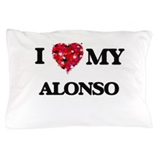 I love my Alonso Pillow Case