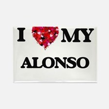 I love my Alonso Magnets