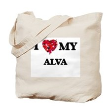 I love my Alva Tote Bag