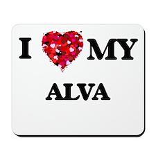 I love my Alva Mousepad