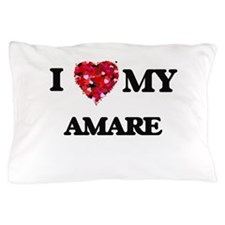I love my Amare Pillow Case