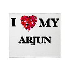 I love my Arjun Throw Blanket