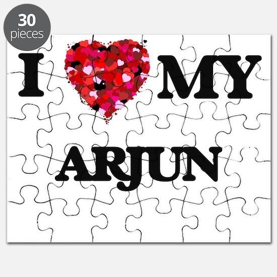 I love my Arjun Puzzle