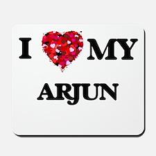 I love my Arjun Mousepad