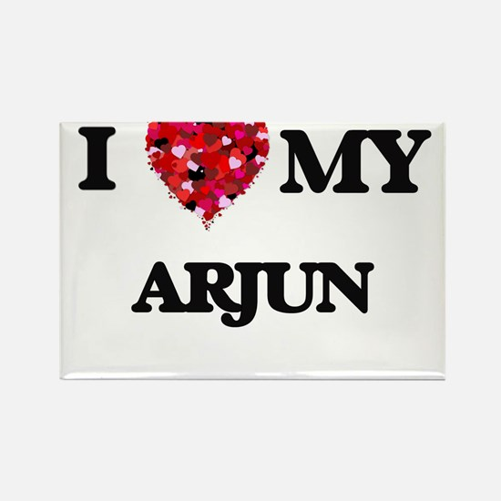 I love my Arjun Magnets