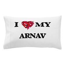 I love my Arnav Pillow Case