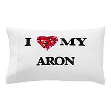 I love my Aron Pillow Case