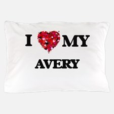 I love my Avery Pillow Case