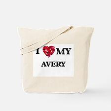 I love my Avery Tote Bag