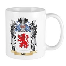 Ivie Coat of Arms - Family Crest Mugs