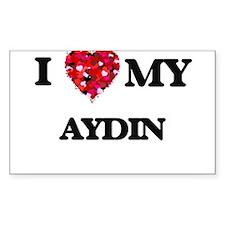 I love my Aydin Decal