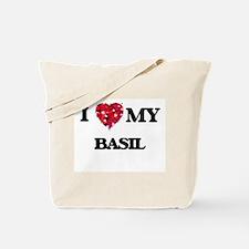 I love my Basil Tote Bag