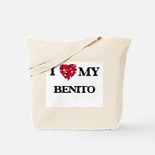 I love my Benito Tote Bag