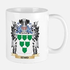 Izard Coat of Arms - Family Crest Mugs